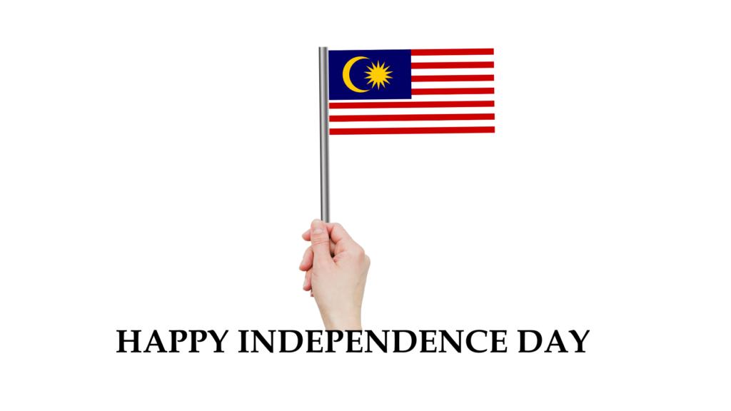 Independence day celebration Malaysia