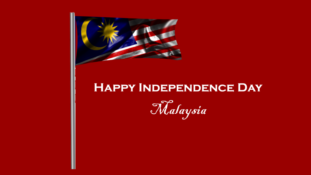 Malaysia Independence 31 August